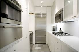 white galley kitchen ideas galley kitchen with ladder design ideas
