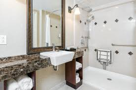 Accessible Bathroom Design Inspiring Well Wheelchair Accessible - Bathroom design idea
