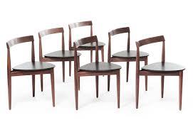sedie pelle sei sedie a tre gambe in legno e pelle design cambi casa d aste