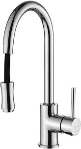 kraus kpf1622ksd30 single lever pull out kitchen faucet with hi