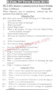 define writing paper past paper sargodha university 2015 bcom part 2 business past paper sargodha university 2015 bcom part 2 business communication and report writing 3rd term