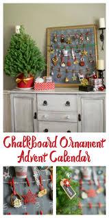 christmas tree ornament advent calendar major hoff takes a wife