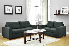 Dark Gray Living Room Furniture by Amazon Com Homelegance Ashmont 9639 3 Sofa Dark Gray Linen