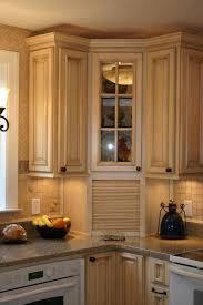 Standard Kitchen Corner Cabinet Sizes Corner Kitchen Cabinet Design Ideas Spectacular Corner Upper