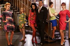 mad men dress fashion ideas from men series