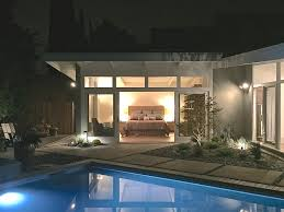 lighting companies in los angeles los angeles walkout master bedroom midcentury with outdoor lights