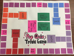 homemade game board for universal educational uses i created the