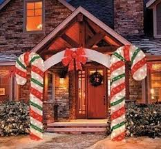 large lighted christmas bow large outdoor christmas decorations decor love