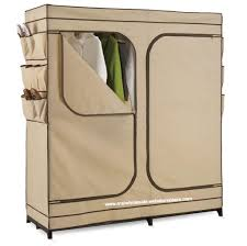 storage u0026 organization large portable wardrobe storage system