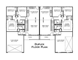 3 bedroom duplex duplex floor plan
