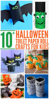 10 easy halloween toilet paper roll crafts toilet paper roll