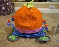 pumpkin carriage gift guide disney princess cinderella s transforming