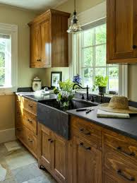 eco friendly green kitchen cabinets