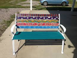Painting Outdoor Wood Furniture Bench How To Paint Shabby Chic Distressed How To Restore Outdoor