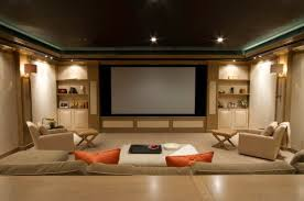 Stunning Interior Design For Home Theatre Ideas Interior Design - Home theatre designs