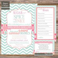 63 best sugar and spice baby shower images on
