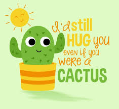 cactus hugs free hugs ecards greeting cards 123 greetings