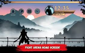 thema apk shadow fight 2 theme apk free personalization app for