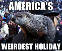 happy ground hog s day and 6 more weeks of winter meme on imgur