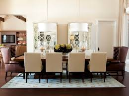 Drum Light Over Dining Room Table Pueblosinfronterasus - Correct height of light over dining room table