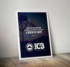 brand identity for rccg icb new york on behance