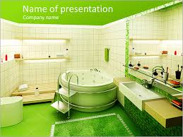 bathroom design templates bathroom design powerpoint template backgrounds id 0000004684