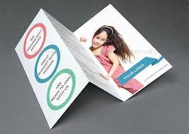tri fold school brochure template 20 school brochures template