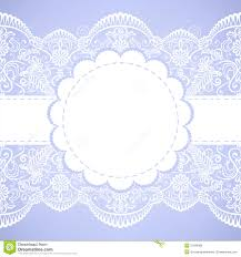 Invitation Card Border Lace Border Royalty Free Stock Image Image 31096986