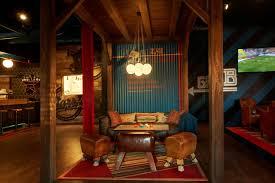 bar restaurant sweden hospitality imondi reclaimed wood