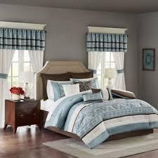24 Piece Comforter Set Queen Buy Seafoam Comforter Set From Bed Bath U0026 Beyond