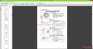 isuzu nhr nkr npr nqr nps sevice manuals auto repair