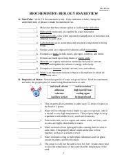 sr biochem hsa review rev 4 27 06 modified hsa review
