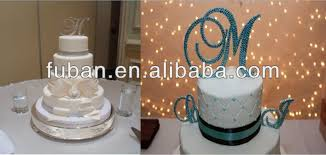 wedding cake jewelry high quality wedding cake topper