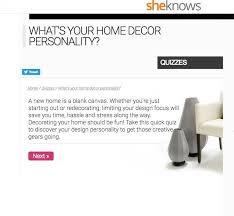 Online Interior Style Quizzes That Are Actually Worth Your Time - Interior design styles quiz