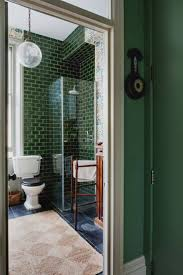 Mosaic Bathroom Tile by Bathroom Light Green Glass Subway Tile Sage Green Glass Subway