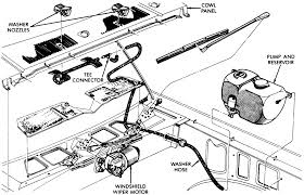 dodge ram 1500 questions where is the wiper motor located on a