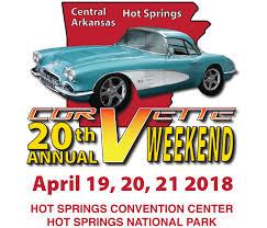 springs corvette weekend ozark car events