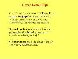 what does a resume cover letter consist of 19 should i include in