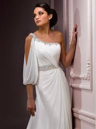 grecian wedding dresses getting married on skopelos in a grecian wedding gown