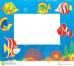 swimming clipart fish underwate pencil and in color swimming