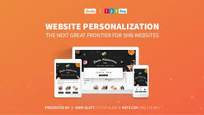 website personalization website personalization the next great frontier for smb websites