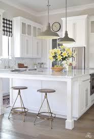 modern farmhouse kitchens the best modern farmhouse bar stools an update on mine