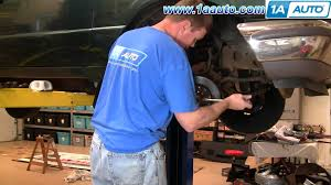 how to replace front wheel bearing 93 97 ford ranger 2wd part 1