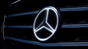 mercedes usa accessories the illuminated car accessories from mercedes
