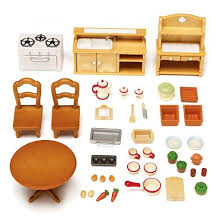 calico critters deluxe kitchen set target
