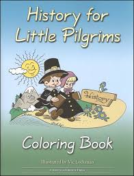 pilgrims book history for pilgrims coloring book 000318 details rainbow