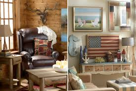 Log Cabin Home Decor Coastal Or Cabin Decor Which Design Do You Love My Kirklands Blog