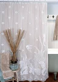 Neutral Shower Curtains 20 Mermaid Inspired Bathroom D礬cor Ideas Shelterness