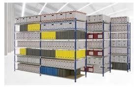 rangement archives bureau rayonnage de bureau et archives