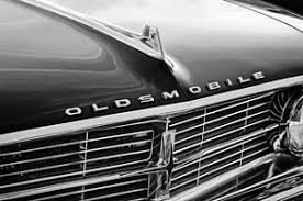 oldsmobile ornament photographs america